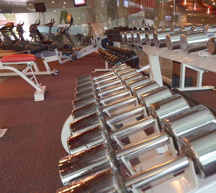 Fitness  a-one the royal cruise pattaya